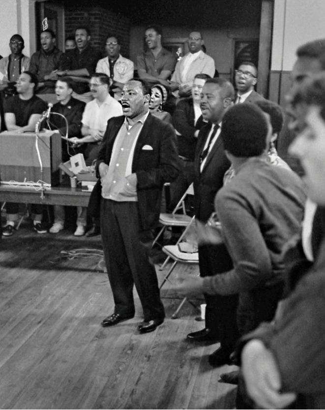 Penn Center Frogmore S.C. November 4, 1966 Photo Bob Fitch